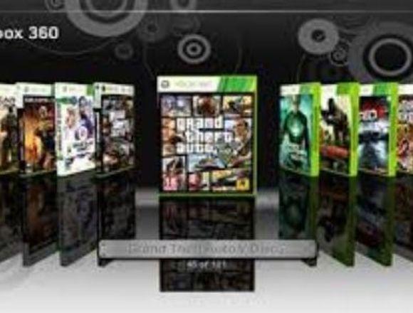 Combo Xbox 360 Slim 5.0