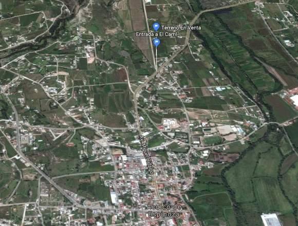 Terreno En Venta 800m² en Aculco (Pueblo Mágico)