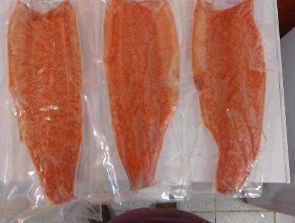 Venta de Salmon y Productos del Mar
