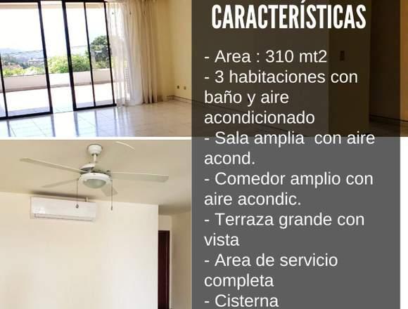 Apartamento en alquiler, col.San Benito