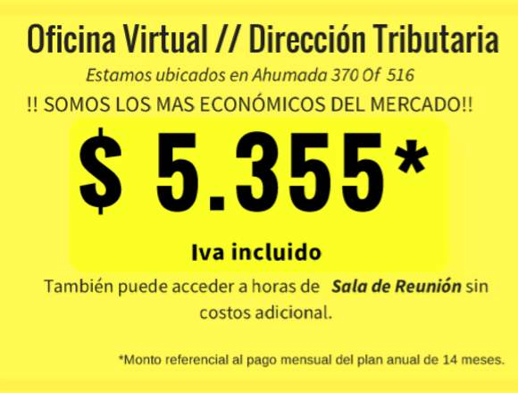 Direccion Tributaria // Oficina Virtual