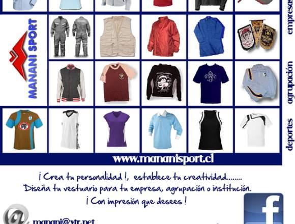 Vestuario Juvenil - Deportivo y Servicios