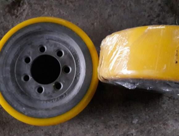 Revestimiento de ruedas