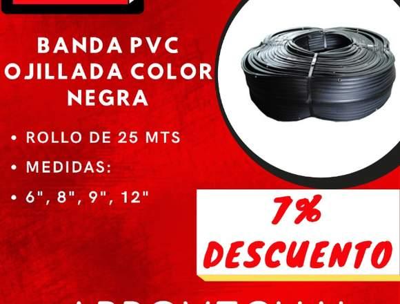 Bandas de PVC varias medidas