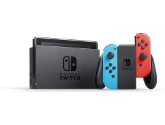 Consola Nintendo Switch Neon - 32GB