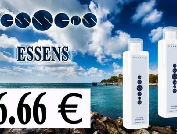 Perfumería de calidad europea.