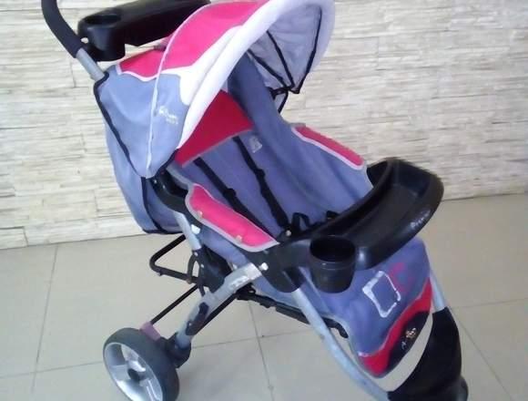 Cochecito Premium Baby Coche de bebe 3 ruedas