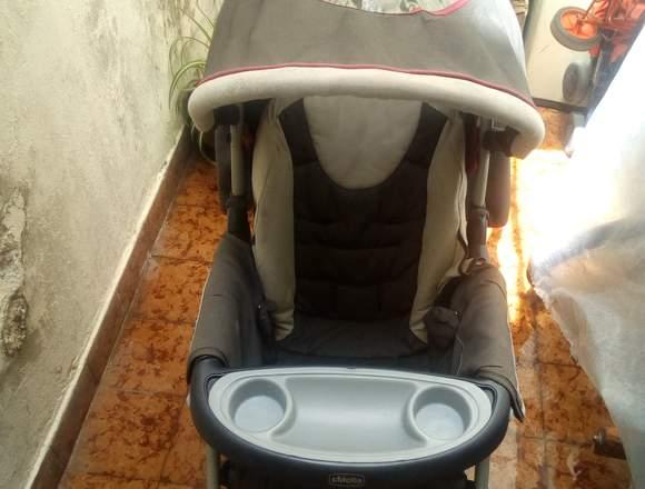 Cochecito paseo bebe marca del coche Chicco