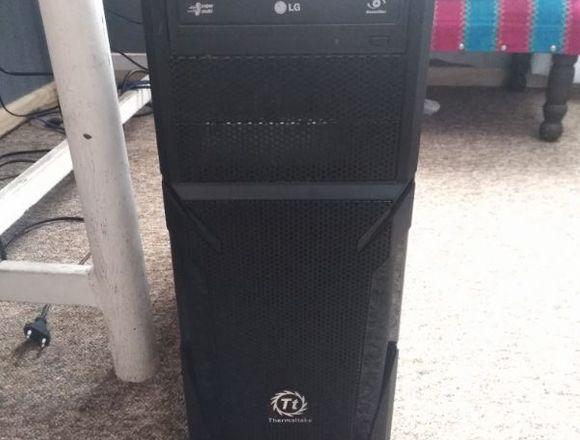 Vendo Pc Gamer + Monitor Asus