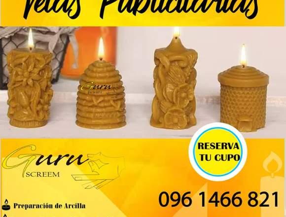 CURSO DE VELAS PUBLICITARIAS