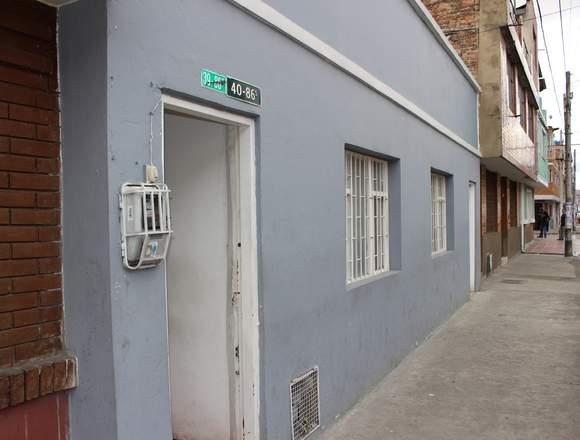 Casa Lote Barrio Ingles