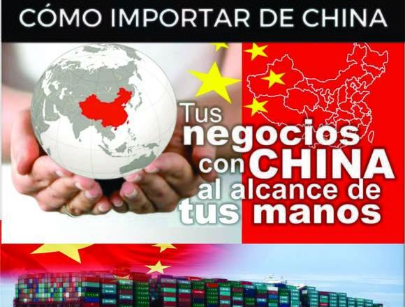 Curso Completo Importar China a Peru 2018