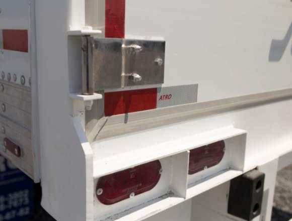 Caja Seca 40 y 53 pies Modelo 2019