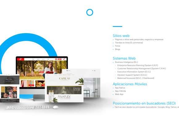 Diseño de logos, Paginas Web y Marketing