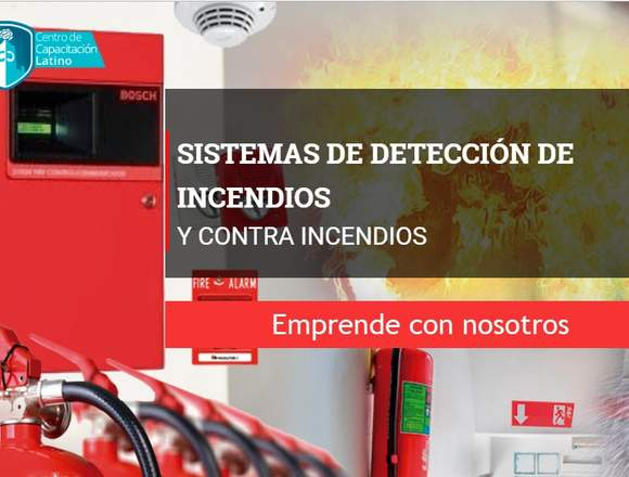 Emprende tu negocio Curso Sistema Contra Incendios
