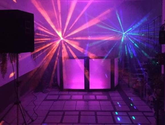 DJ, AUDIO E ILUMINACION