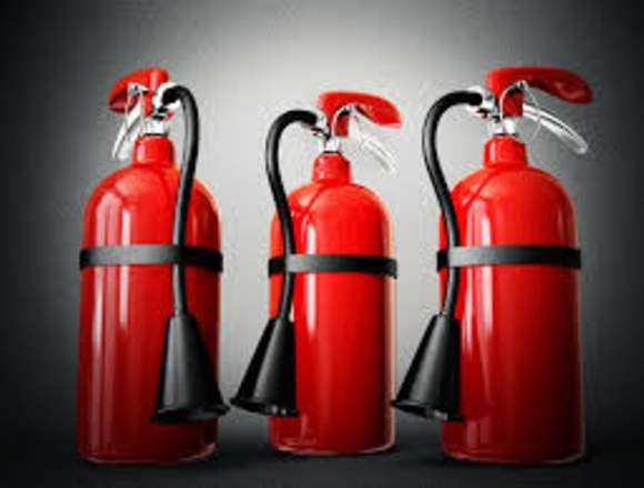 recargas y mantencion de extintores