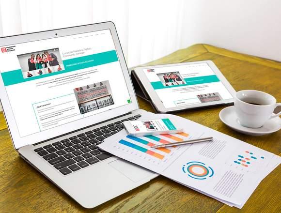 Curso de diseño de páginas web con wordpress