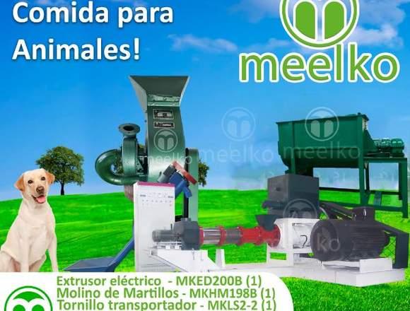 Combo Meelko Extruder MKED200B