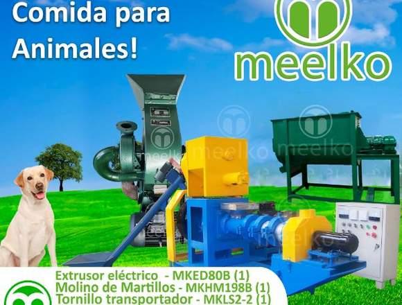 Combo Meelko Extruder