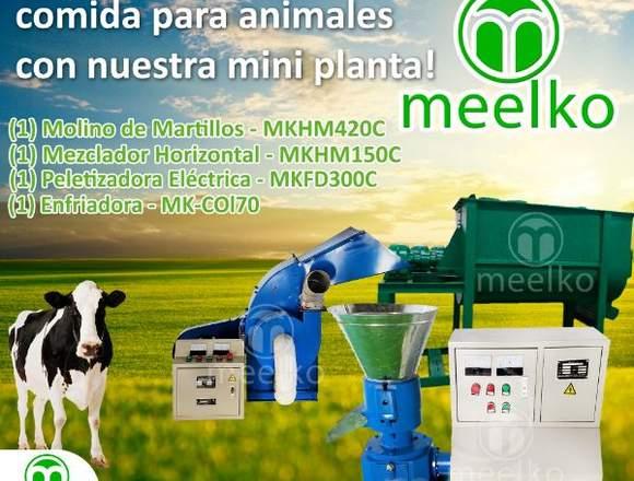 Combo Meelko MKFD300C