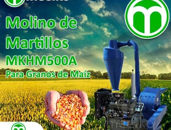 Molino de martillos MKHM500A
