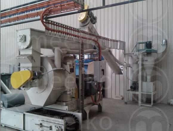 Peletizadora anular industrial MKRD508C-W