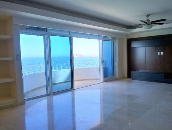Exclusivo penthouse de 2 niveles en el Malecón