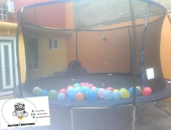 Renta de Brincolin en Ecatepec