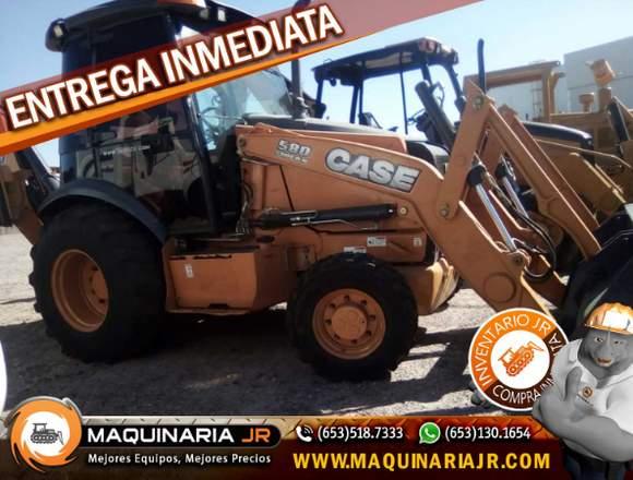 Retroexcavadora 2012 Case 580SN