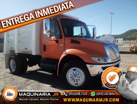Camion de volteo 2006 International 7 Mts