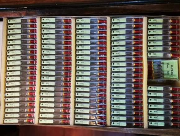 Limas H-FILES 25 mm #15 #20 #25 #30 #35 #40 #15~40