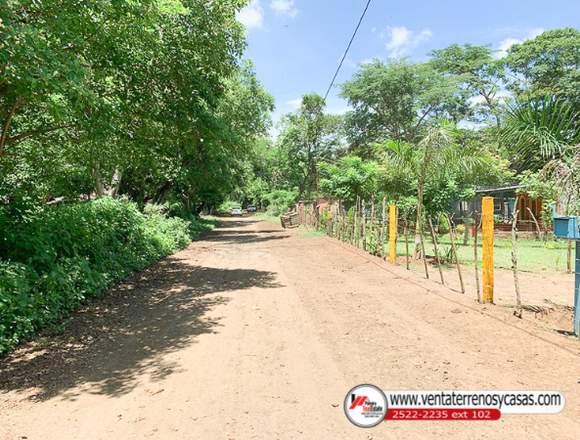Venta de lotes de terrenos en masaya