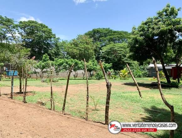 se venden lotes de terrenos en masaya