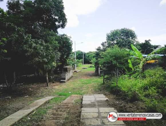 Venta de Terrenos-Lotes en Masaya.