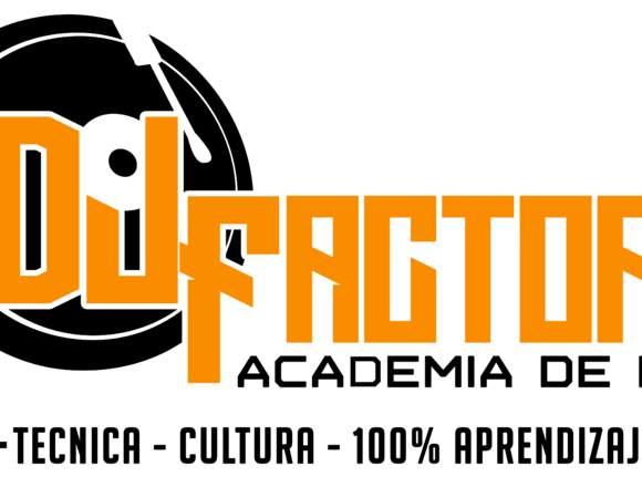 CURSO DE DJ PROFESIONAL - ACADEMIA FACTORY
