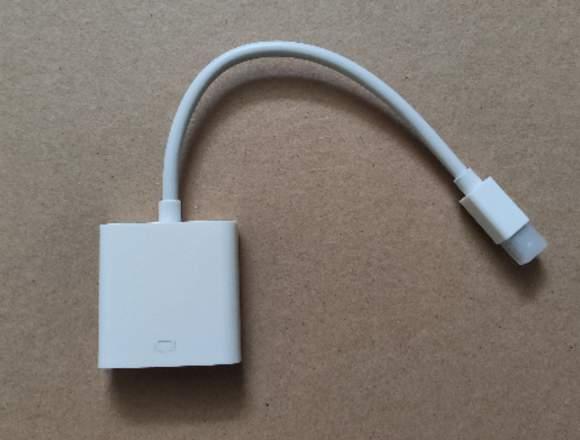 Adaptador Mini Display Port / Thunderbolt para VGA