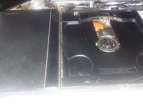 Play Station 2 slim desbloqueado para reparacion