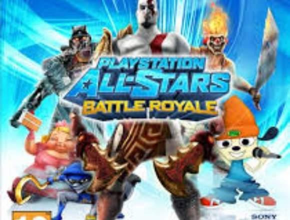 All stars Batlle royale ps3 mas guia