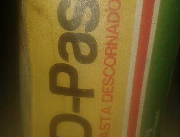 Pasta Descornadora 100gr+Baño Garrapaticida