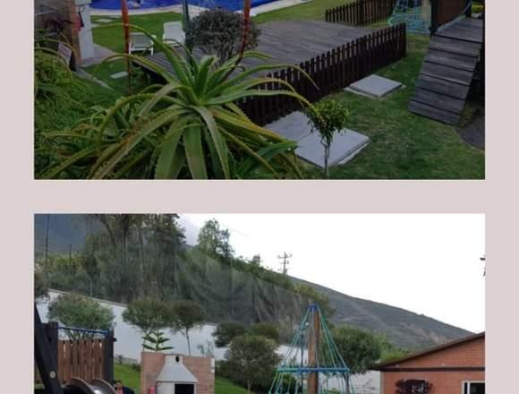 Arriendo Casa en Pomasqui Urb. Alcazar de Burgos