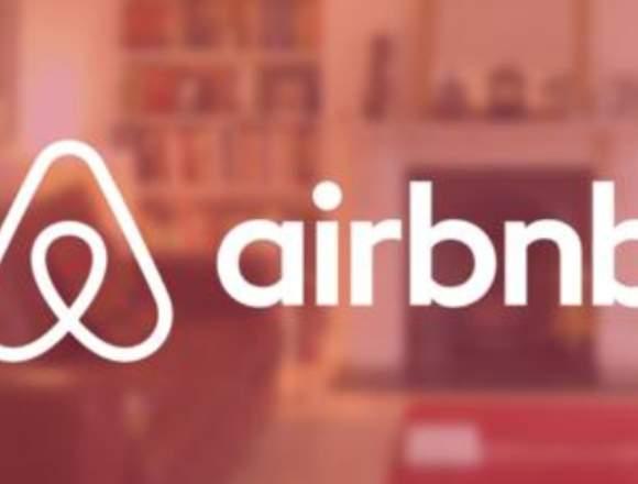 Airbnb co-anfitrião /criar/ analisar
