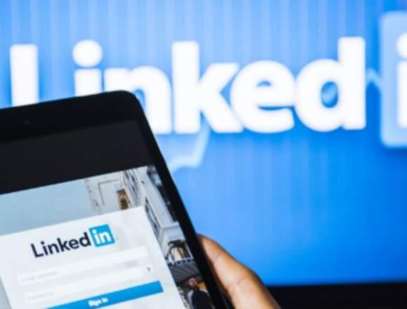 Conta no LinkedIn - ajuda com funcionalidades