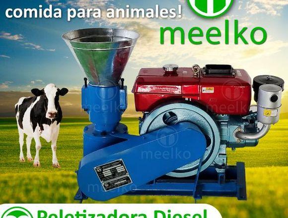 Peletizadora de Diesel MKFD150A