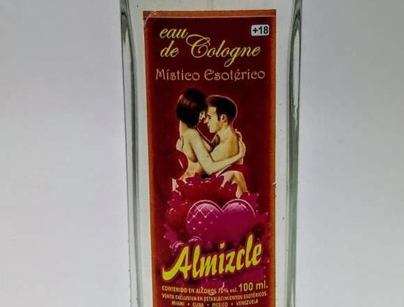 Colonia Almizcle Amor.