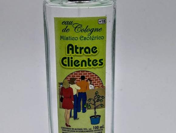 Colonia Atrae Clientes.