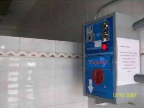 monedero electronico con devolucion de cambio
