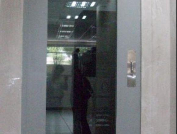 puerta de seguridad blindada vision completa III