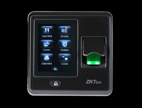 """terminal biometrica con pantalla de 2.8"""""""