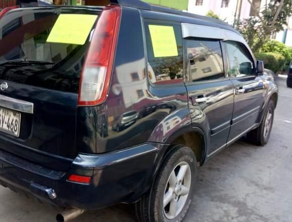 VENDO CAMIONETA SUV-XTRAIL NISSAN